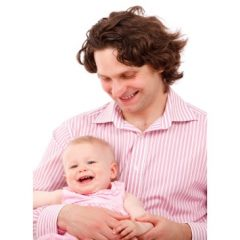 Quantum laws: Dad's brain is the most important factor in baby's brain development