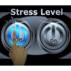 Stress management: Everyone dies but not everyone lives