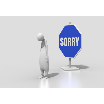 Does your apology heal or kill?